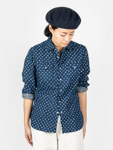 Double Woven Dot 908 Eastern Shirt