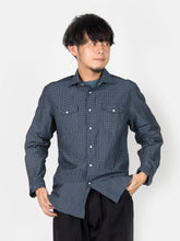 Satin Dot 908 Eastern Shirt