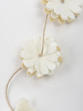 Felt Flower Iroiro Necklace