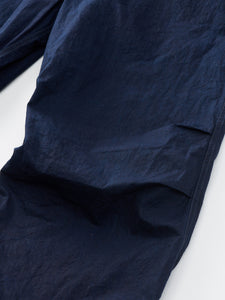 Indigo Coating Weather Pants