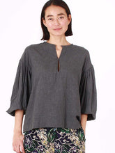 Double Cloth Blouse