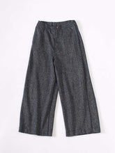 Russell Indigo Wide Pants