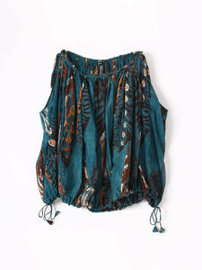 Feather Print Camisole