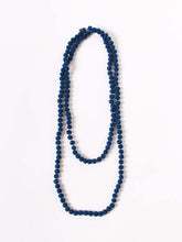 Silk Tweed Necklace in Medium Ai