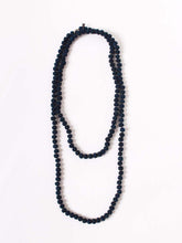 Silk Tweed Necklace