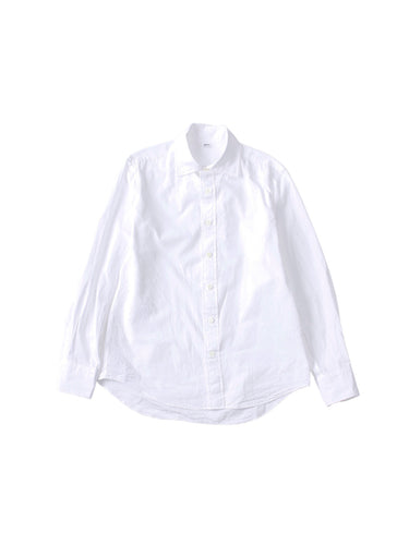 180/3 908 Regular Shirt in White