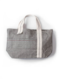 Tweed Duck Tote Bag (Large)