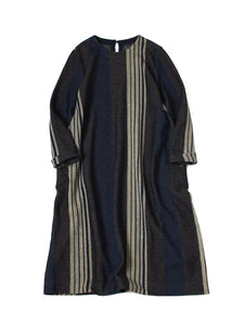 Rug Hickory Jacquard Dress
