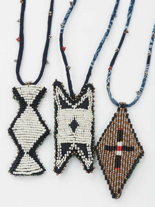 Navajo Beads Necklace