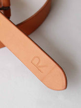 Simple Color Leather Belt