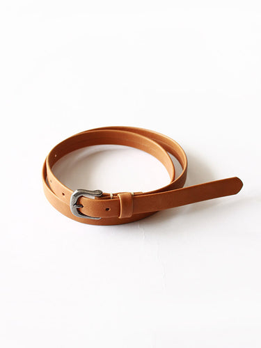 Thin Wrapped Belt
