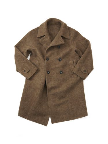 Boiled Wool 908 P-Coat