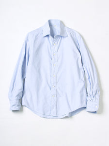 Oxford 908 Regular Shirt in Light Blue
