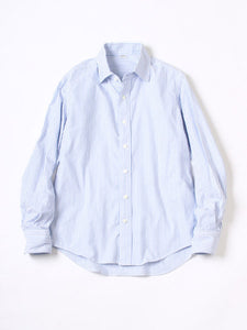 Oxford 908 Regular Shirt in Blue Stripe
