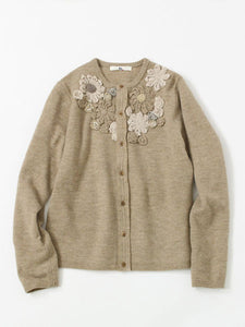 Float Flower Cardigan