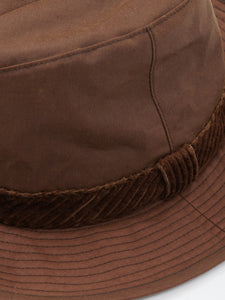 Oiled Cotton Hat