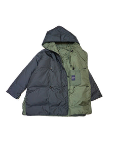 Nylon Down Coat