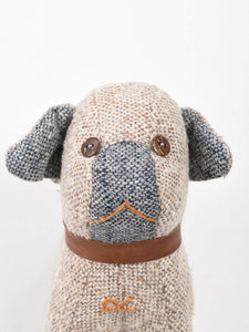 Animal Plush Toy (Bull) Wool