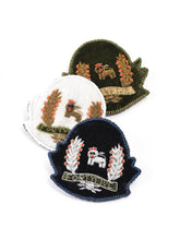 Emblem Brooch (Lion)
