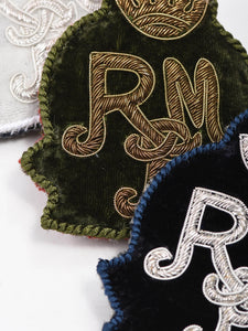 Emblem Brooch (RPM)