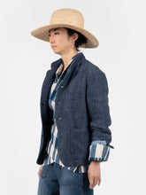 Cotton Linen Tweed 908 Jacket
