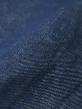 Cotton Linen Blue Denim 908 Baker Painter Pants