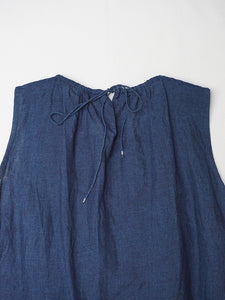 Wasshoi Linen Dress