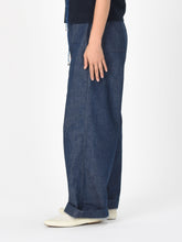 Mugi Cotton Denim 4 Pocket One Wash Pants