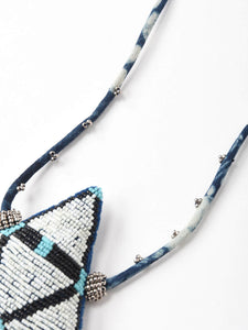 Ai Velvet Beads Necklace