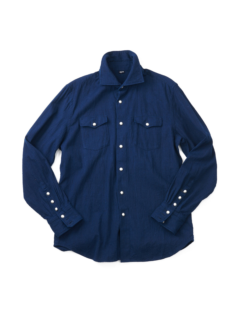 Ai Khadi Denim 908 Shirt