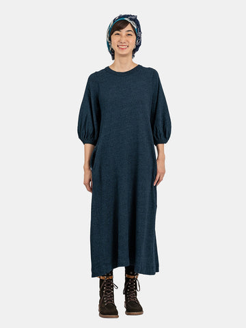 Indigo 8/- Tenjiku Dress