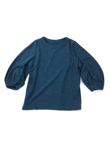 8/- Tenjiku T-shirt (Indigo Distress)