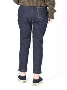 Tweed Cotton Denim Stretch Umahime