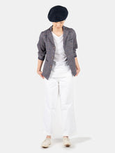 Okome Denim White Charlotte