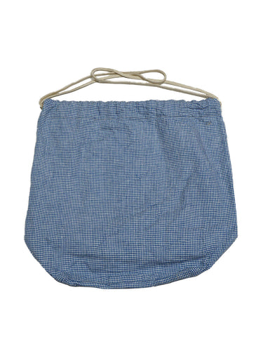 Big Size Pouch in blue
