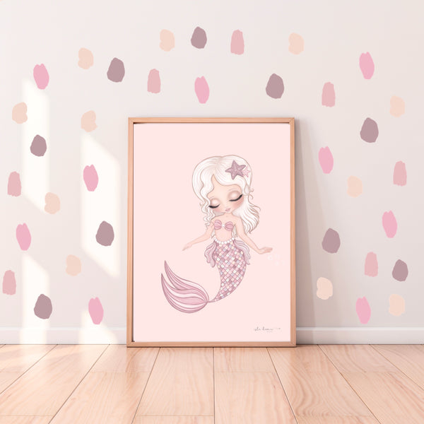 'Animal Spots'- Fabric Wall Decals - Isla Dream Prints