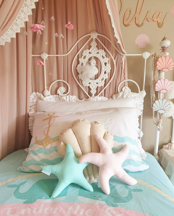 Starfish Cushions - Isla Dream Prints