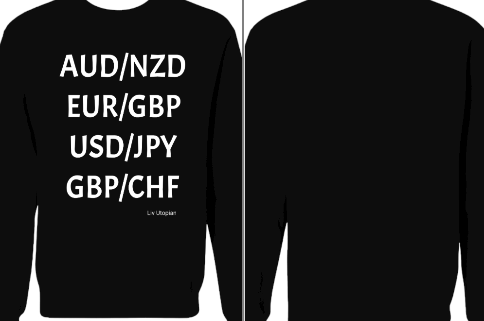 Foreign Exchange Investment Sweatshirt