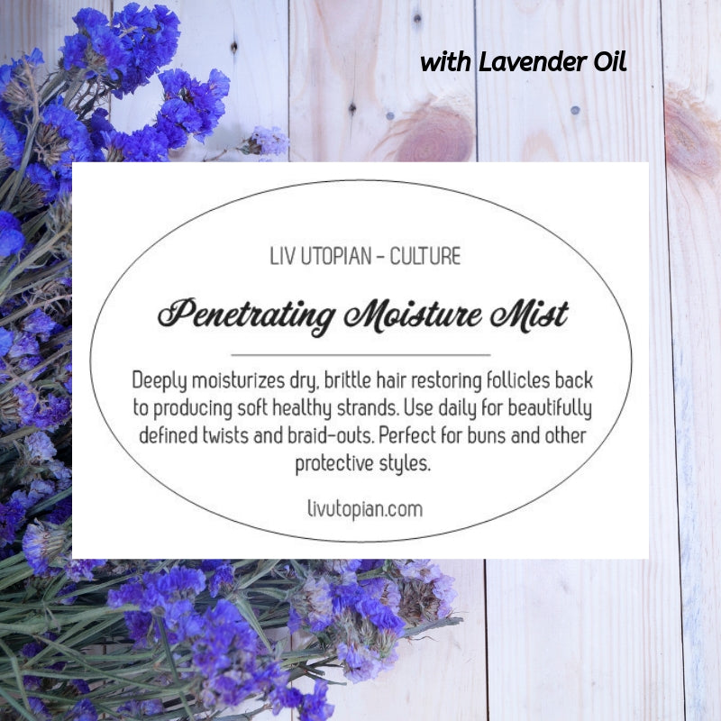 Penetrating Moisture Mist with Lavender