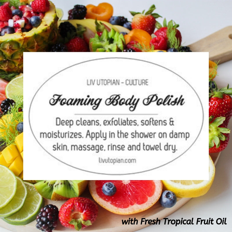 Tropical Foaming Body Polish