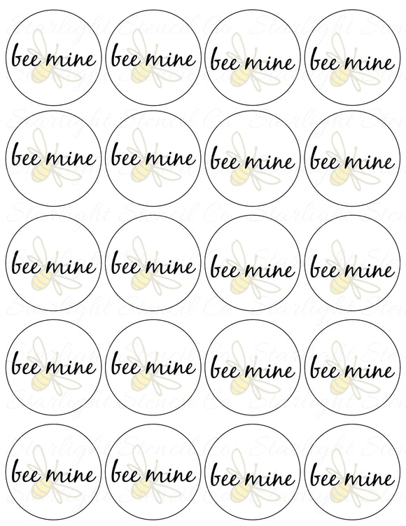 Bee Mine PDF tags