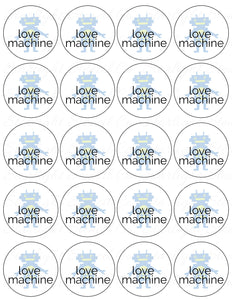 Love Machine PDF tags