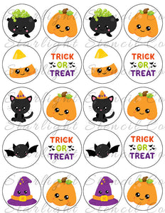 Halloween Mix PDF tags