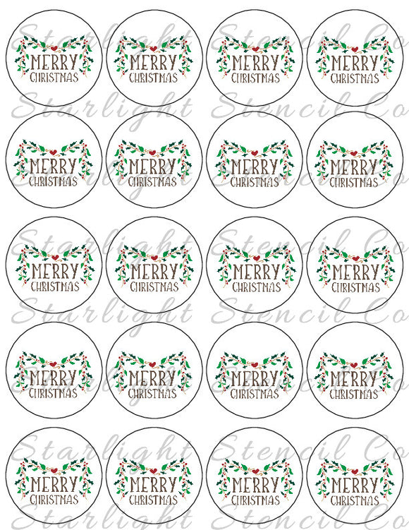 Merry Christmas PDF tags