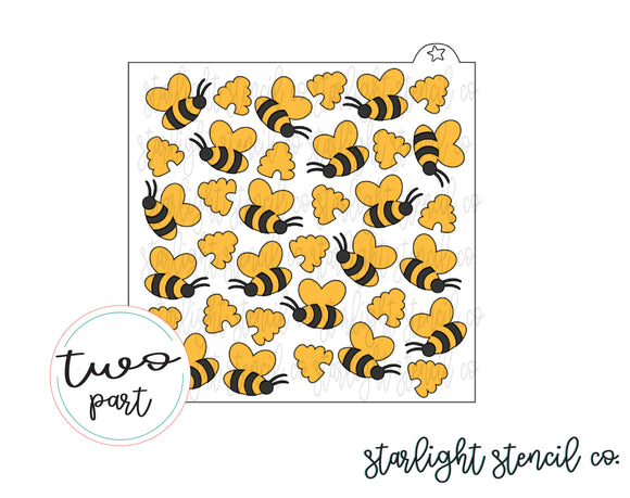 Bee Scatter