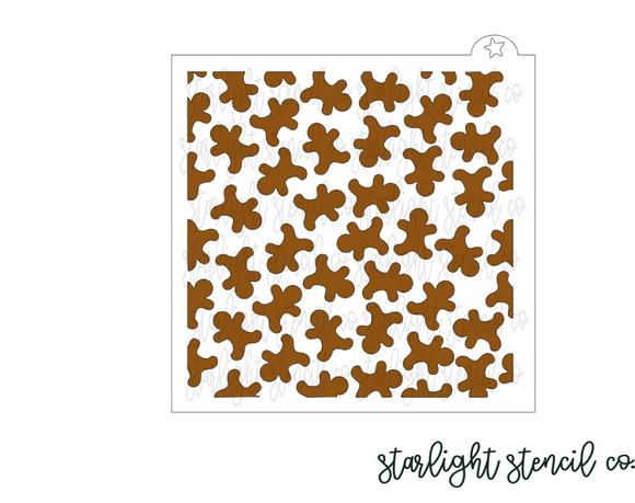 Gingerbread scatter