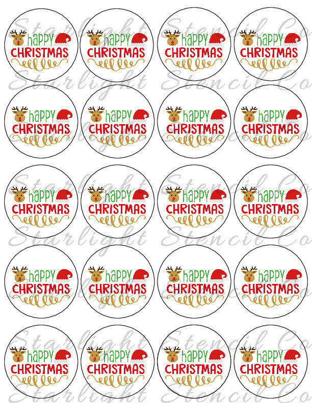 Happy Christmas PDF tags