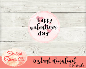 Happy Valentines Day PDF tags