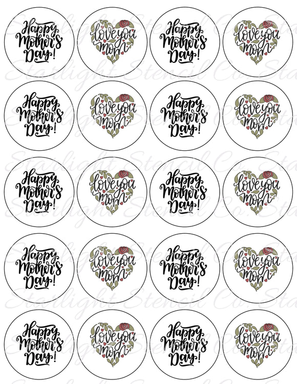 Happy Mothers day PDF tags