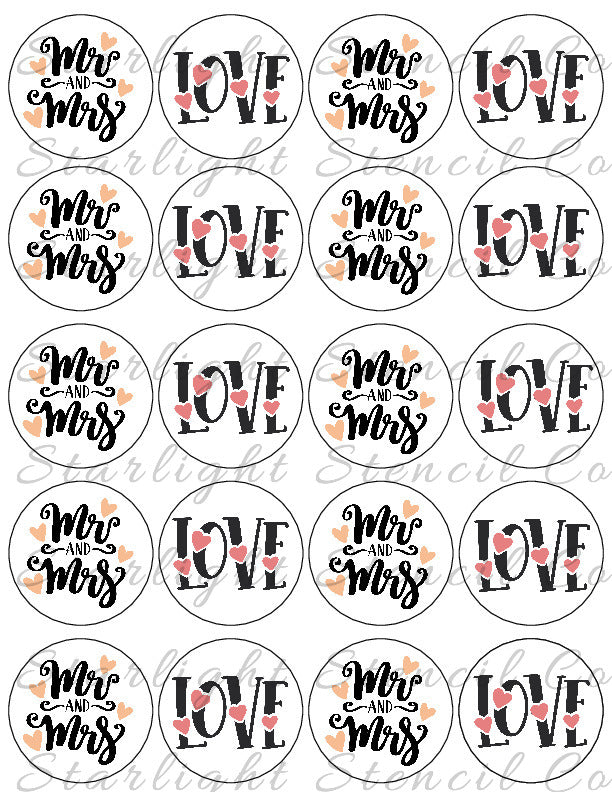 Mr & Mrs PDF tags